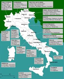 Wine Map Of Italy by Alfa Img Showing Gt Map Of Italy Wine Country