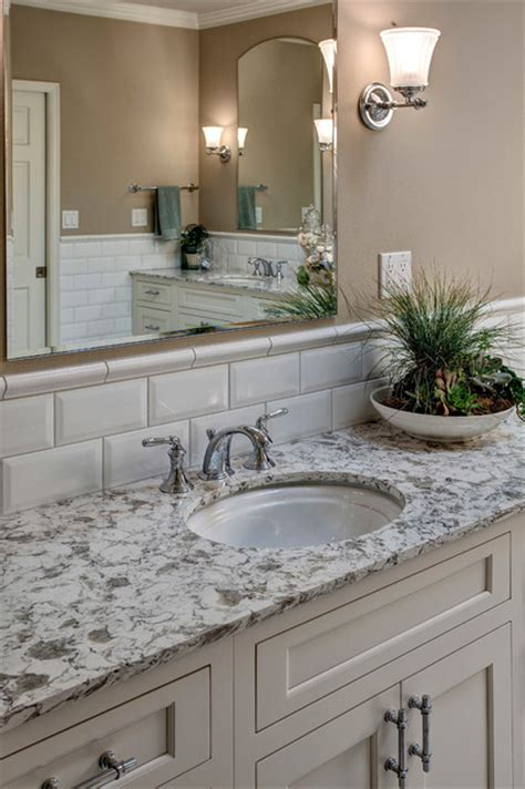 Bathroom Coordinates Classic White Sammamish Bathroom Traditional Bathroom