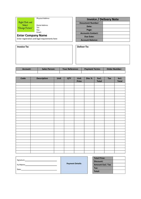 Legal Invoice Template Word Invoice Template Ideas My Invoice Template