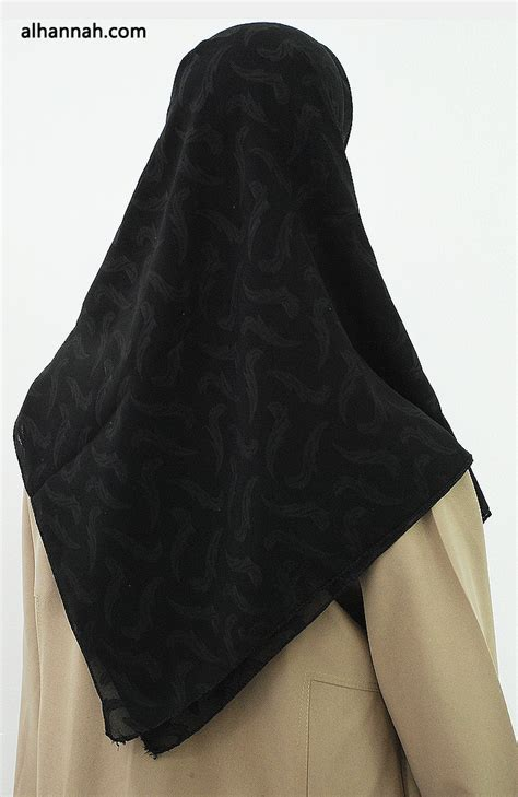 Abaya Jaquard By Al Arabian solid color jacquard hi2014