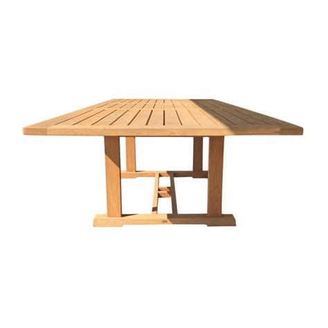 Teak Patio Dining Table Furniture Teak Folding Tables Teak Outdoor Tables Teak