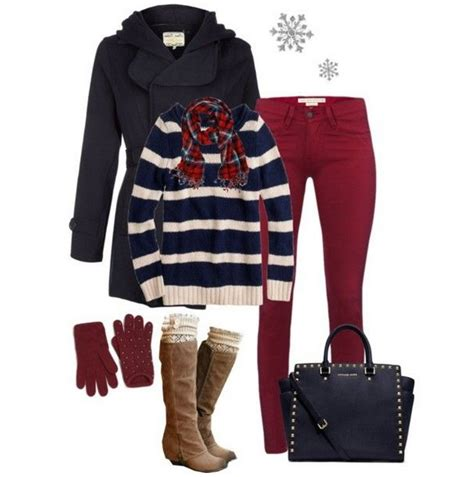 12 warm and cozy combinations for winter pretty