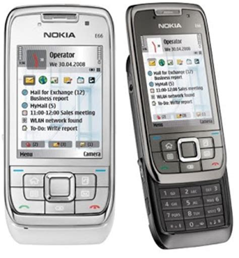 Hp Nokia E63 Second handphone hp merk nokia all type july 2009