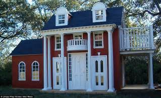 Who Plays House On House Inside The Lilliput Play Homes Custom Built For Children