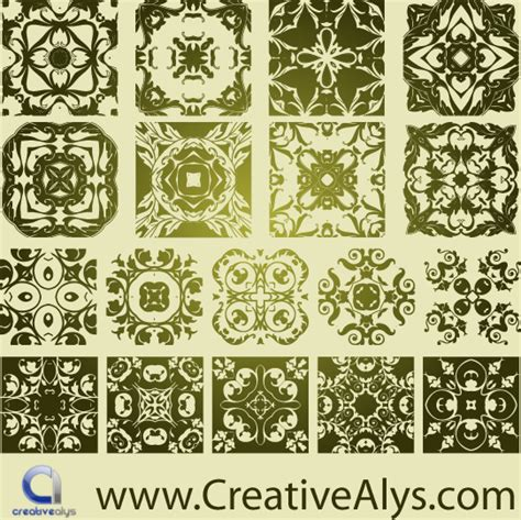 pattern in ai format patterns in vector format free vector in adobe illustrator