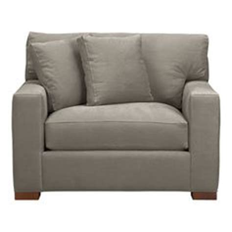 large overstuffed chair with ottoman furniture on pinterest overstuffed chairs bed rails and