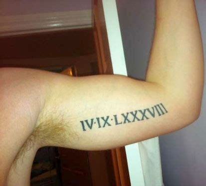 birthdate tattoo designs birthdate tattoos designs ideas and meaning tattoos for you