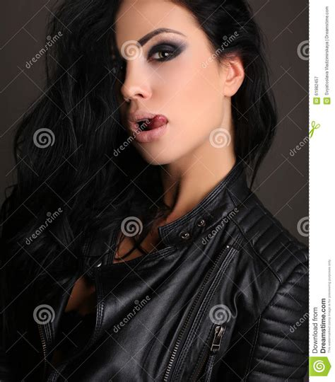 dark haired beautiful women modeling clothes beautiful woman with long dark hair and bright makeup