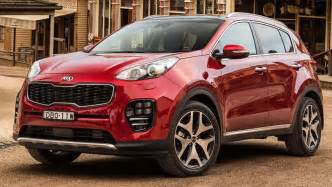 kia sportage platinum gt line 2016 review road test