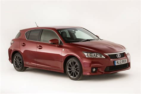 Used Lexus Ct 200h Review Pictures Auto Express