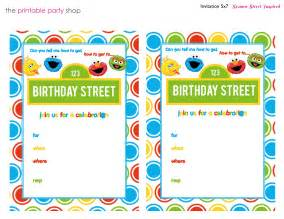 printable birthday cards elmo sesame street invitation free printable fill in the blank