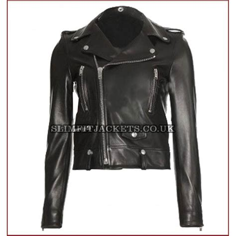 motorcycle style leather jacket black carey motorcycle style leather jacket