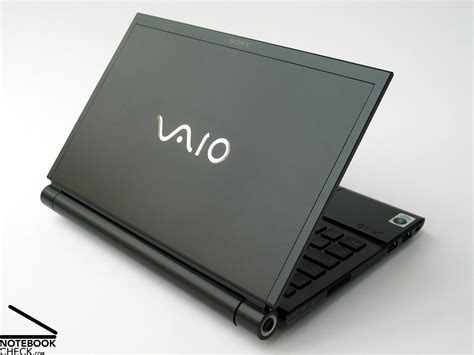 Sony Vaio sony vaio vgn tz s 233 rie notebookcheck fr