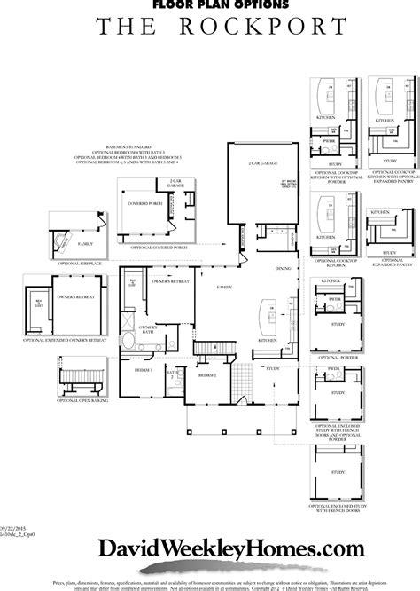 old david weekley floor plans david weekley homes floor plans