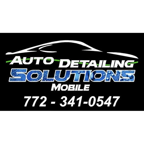 Car Detailing Port Fl by Mobile Auto Detailing Solutions 1356 Sw Granville Ave Port