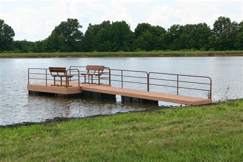 Sectional Docks by Sectional Aluminum Floating Dock Pond King