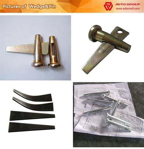 Wedges Pin metal formwork wedge pin flat tie wedge pin aluminum formwork wedge pin buy aluminum formwork