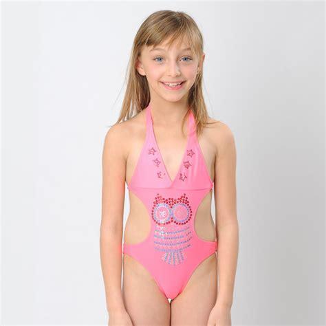 models for garnierfor2015 hiheart 2015 fashion girls sequins owl swimwear biquini