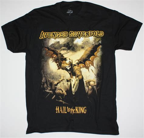 Poster Band Musik Jumbo Avenged Sevenfold A7x Pl12 avenged sevenfold hail to the king metalcore heavy metal