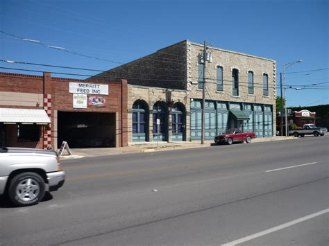 weatherford tx downtown photo picture image
