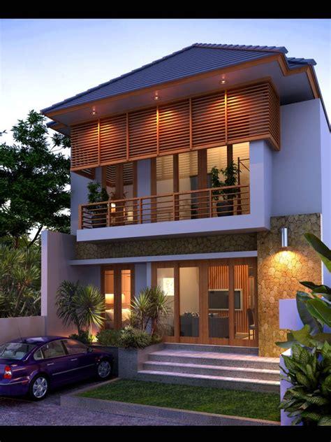 desain interior rumah bali contoh desain rumah villa bali terbaru 2018 renovasi