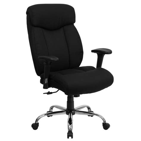 Hercules Office Chair by Big And Office Chairs Hercules Series Black Fabric