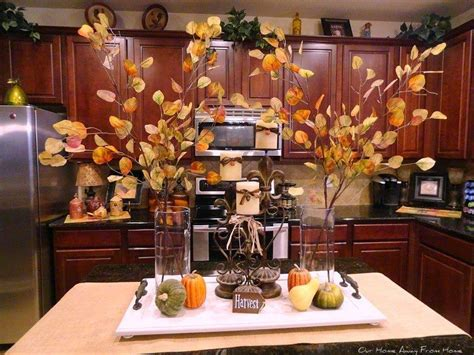 10 beautiful kitchen island table designs housely 10 beautiful fall accents for the kitchen