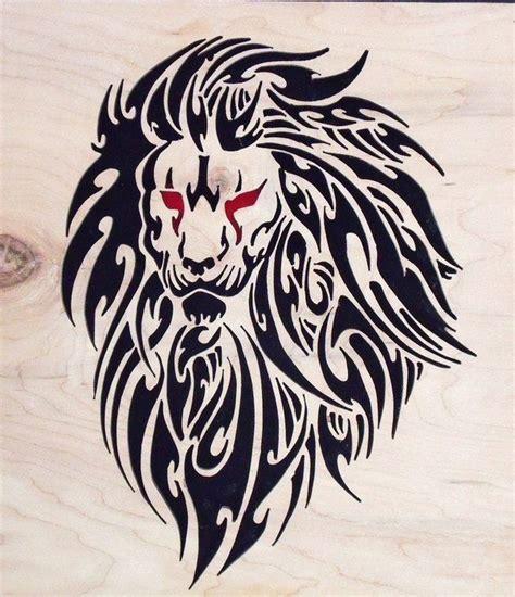 tribal quad tattoo best 25 tribal lion tattoo ideas on pinterest mens lion