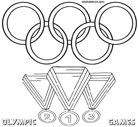 olympic medals coloring pages printable coloring pages