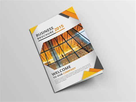 corporate business bi fold brochure brochure templates