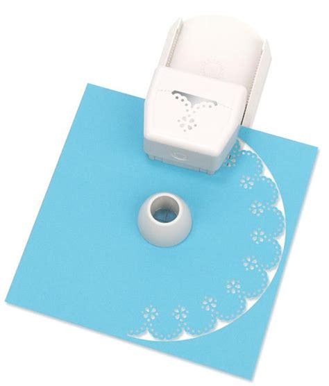 Craft Paper Punches - martha stewart crafts circle edge punches a cherry on top