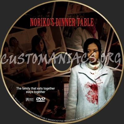 Noriko S Dinner Table by Forum Custom Labels Page 1487 Dvd Covers Labels By Customaniacs