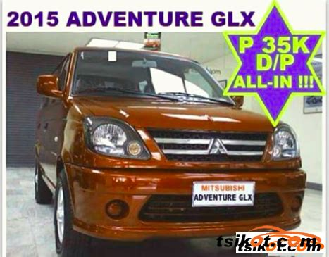 mitsubishi adventure 2015 mitsubishi adventure 2015 car for sale metro manila
