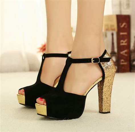 high thick heels pin it like visit site