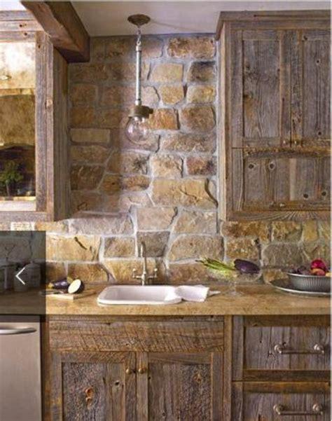 29 cool stone and rock kitchen backsplashes that wow 25 best ideas about stone backsplash on pinterest