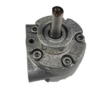 Hx1am Ncc 0 45hp Air Motor Rotary Vane Pneumatic Motor