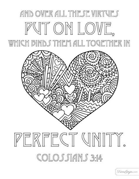 christian unity coloring pages 1560 best bible verses coloring pgs images on pinterest