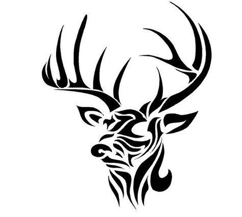 Kostenlose Vorlage Hirsch Vorlagen 60 Kostenlose Tiermotive Tattoovorlagen Tattoos Zenideen