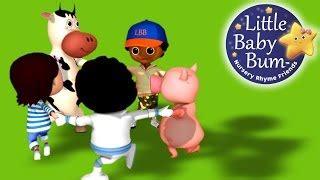 row your boat little baby bum littlebabybum 174 youtube