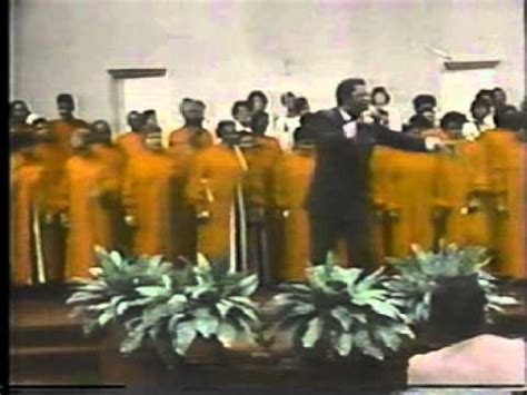 mass choir come on in the room the mass choir with rev milton biggham quot come on in the room quot