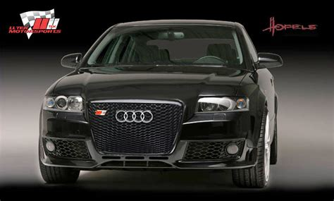 Audi S4 Aftermarket by Aftermarket Body Kit Audi B6 Autos Post