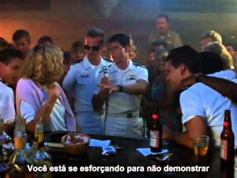 top gun bar scene top gun you ve lost that loving feeling legendado