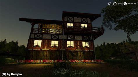farmhouse  ls  farming simulator   mod
