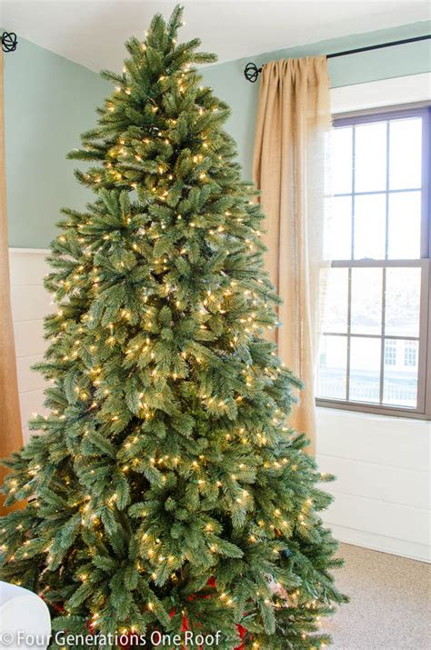 Best Artificial Christmas Trees by Gorgeous Artifical Christmas Trees Sneak Peek Four