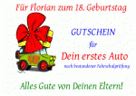Motorradversicherung Gutschein by Auto Als Gutschein 4 Vorlagen Muster Gutscheinideen