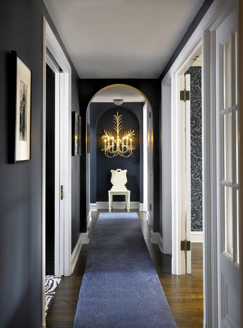 beautiful eclectic hallway design ideas
