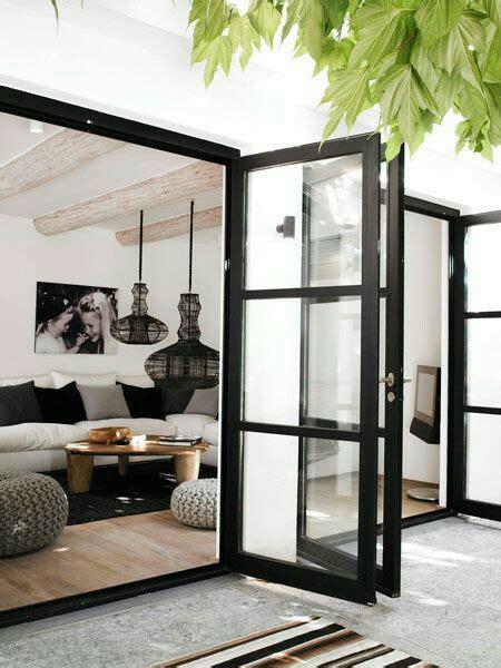 Security Windows For Home Inspiration Salon Z Wyjściem Na Taras Na Mieszkanie Zszywka Pl