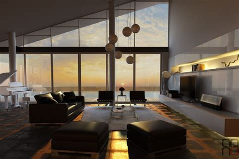 Luxury Modern Living Rooms by Interior Style Modern Luxury Living Room Ideas
