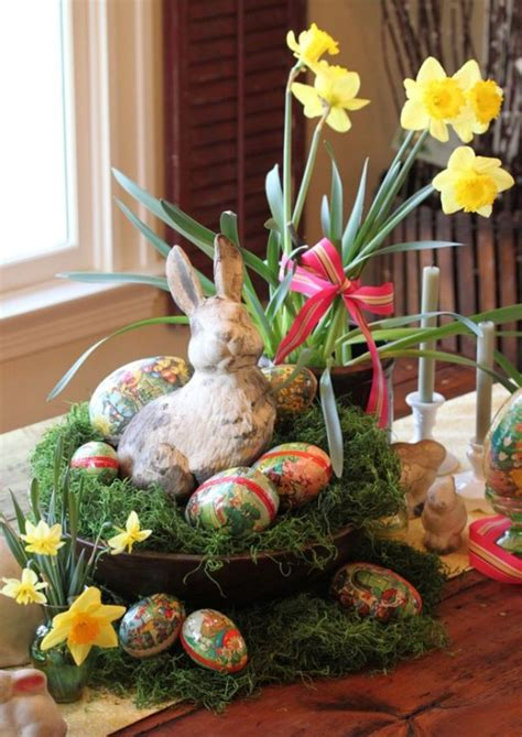 27 charming vintage easter d233cor ideas digsdigs