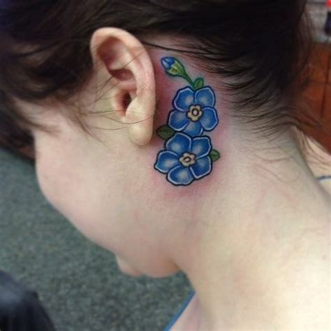 forget me not tattoos forget me not flowers tattoos